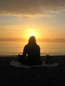 Meditation open mindedness