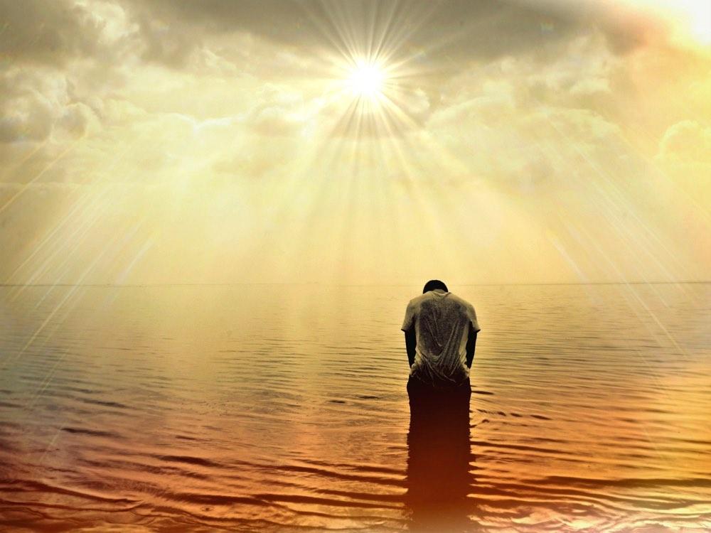 spiritual healing meditation