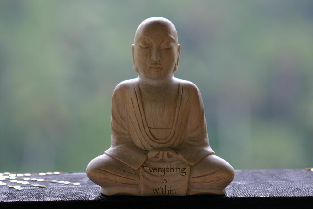 meditation walpaper - buddha