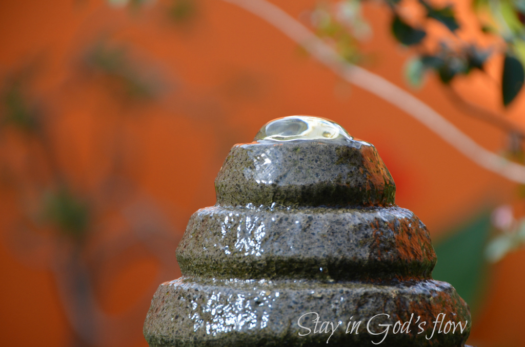 meditation wallpaper - God's flow