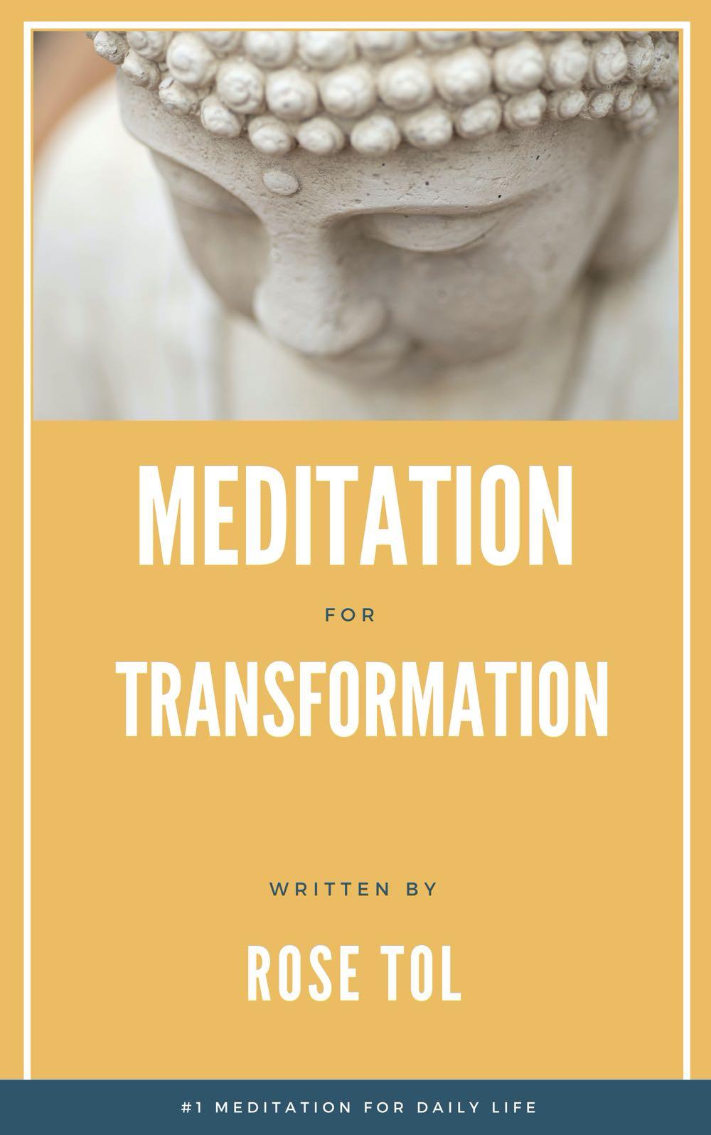 meditation and transformation book